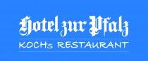 Logo von Restaurant Hotel zur Pfalz Kandel GmbH  Co KG in Kandel in der Pfalz