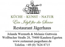 Logo von Restaurant Jgerhaus in Kandern