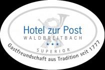 Logo von Restaurant Hotel zur Post  in Waldbreitbach
