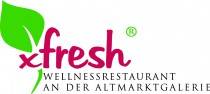 Logo von Wellnessrestaurant xfresh in Dresden