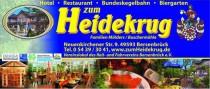 Logo von Restaurant Hotel Zum Heidekrug in Bersenbrück
