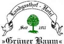 Logo von Restaurant Gasthof Grüner Baum in Nürnberg