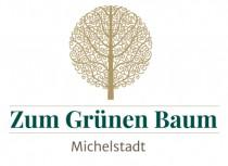 Logo von Hotel Restaurant Zum Grünen Baum in Michelstadt