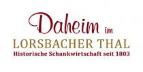 Logo von Restaurant DAHEIM im Lorsbacher Tal in Frankfurt am Main