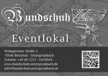 Logo von Restaurant Der Bundschuh in Bruchsal-Untergrombach