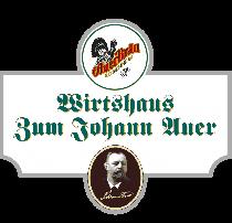 Logo von Restaurant Wirtshaus aposZum Johann Auerapos in Rosenheim