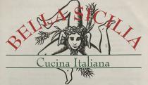 Logo von Restaurant Bella Sicilia Lieferservice Helmbrechts in Helmbrechts