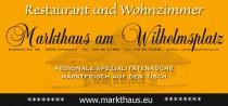 Logo von Restaurant Markthaus Am Wilhelmsplatz in Offenbach am Main