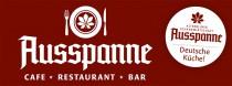 Logo von Restaurant Ausspanne in Berlin