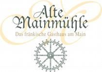 Logo von Restaurant Alte Mainmühle in Würzburg
