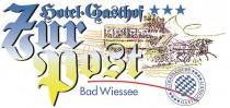 Logo von Restaurant Hotel Gasthof Zur Post in Bad Wiessee