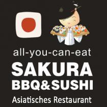 Logo von Restaurant Sakura BBQ  Sushi in Lörrach