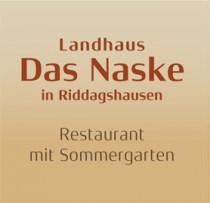 Logo von Restaurant Landhaus aposDas Naskeapos in Braunschweig