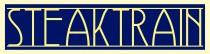 Logo von Restaurant STEAKTRAIN im Seaside Park Hotel  in Leipzig