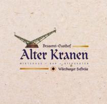 Logo von Restaurant Brauerei-Gasthof am Alten Kranen in Würzburg