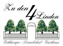 Logo von Restaurant Zu den vier Linden in Braunschweig