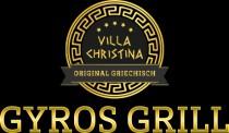 Logo von Restaurant Gyros Grill Villa Christina in Berlin