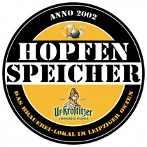 Logo von Restaurant Gaststtte Hopfenspeicher in Leipzig