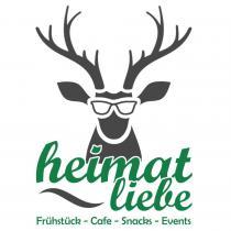 Logo von Restaurant Cafe Heimatliebe in München