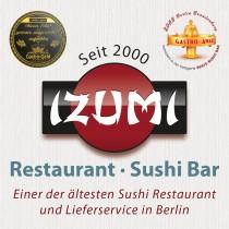Logo von IZUMI Restaurant-Sushi Bar in Berlin