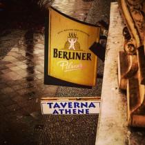 Logo von Restaurant Taverne Athene in Berlin