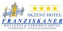 Logo von Restaurant Akzent Hotel Franziskaner in Dettelbach