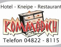 Logo von Restaurant Kommodich in Kellinghusen