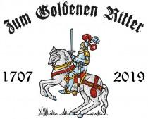Logo von Restaurant Zum goldenen Ritter in Budenheim