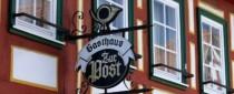 Logo von Restaurant Zur Post in Gelnhausen