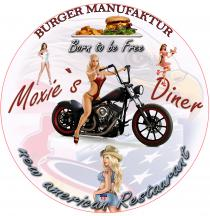 Logo von Restaurant Moxies Diner in Moers