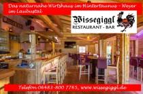 Logo von Restaurant Wissegiggl in Villmar-Weyer