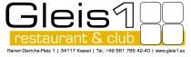 Logo von Restaurant Gleis 1 in Kassel