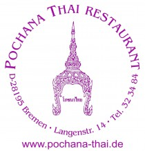 Logo von Restaurant Pochana Thai in Bremen
