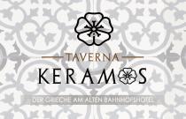 Logo von Restaurant Taverna Keramos am Alten Bahnhofshotel in Kellinghusen