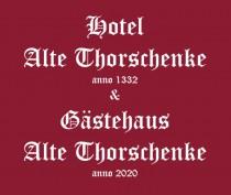 Logo von Restaurant Alte-Thorschenke in Cochem