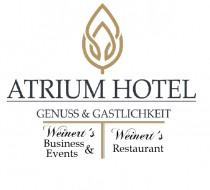 Logo von Restaurant Weinertaposs im Atrium in Bad Salzuflen