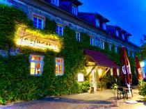 Logo von Kaufmanns Restaurant am Schlosspark in GersfeldRhön
