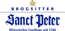 Logo von Restaurant Brogsitters Sanct Peter Historisches Gasthaus seit 1246 in Bad Neuenahr-Ahrweiler