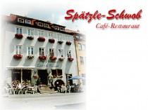 Logo von Restaurant Sptzle Schwob in Rothenburg ob der Tauber