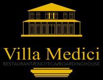 Logo von Restaurant Villa Medici in Münster