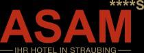 Logo von ASAM Restaurant  Biergarten in Straubing