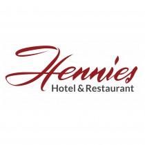 Logo von Restaurant Hotel Hennies in Isernhagen