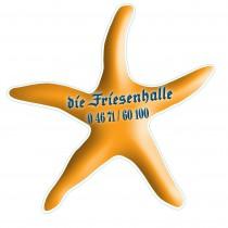 Logo von Restaurant Die Friesenhalle in Bredstedt
