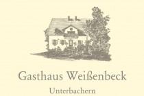 Logo von Restaurant Weissenbeck in Bergkirchen