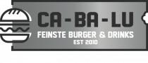 Logo von CA-BA-LU Bar-Restaurant in München