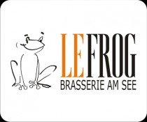 Restaurant Le Frog - Brasserie  Lounge am See in Magdeburg