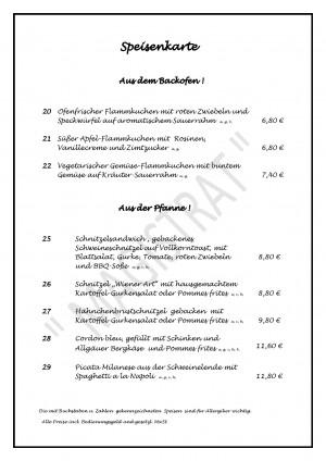 Restaurant MAGISTRAT in Friedberg